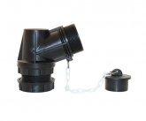 "QUICK FILLING EJECTOR (Tank Inlet - 2""- Without Hosetail Kit)"