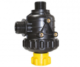 SUCTION FILTER WITH VALVE (Flow Rate:120 lt/min.)