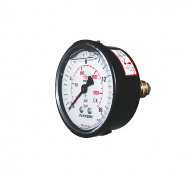 PRESSURE GAUGE (Glycrine Filled)