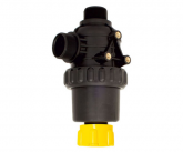 SUCTION FILTER WITH VALVE (Flow rate: 160 lt/min.)