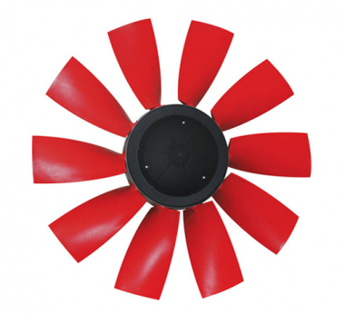DRAGON 330 ALUMINIUM HUB FAN