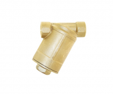 BRASS HIGH PRESSURE LINE FILTER (Without Ball Valve)