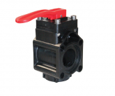 MANUAL BOOM SECTION VALVE